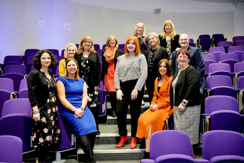 The WiN Cumbria team has created a powerful network of individuals and businesses