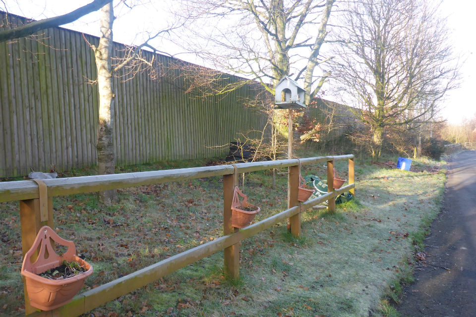 noise fence