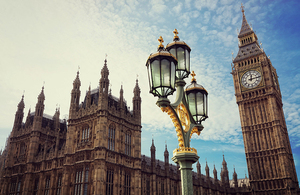 Image of the Houses of Parliament