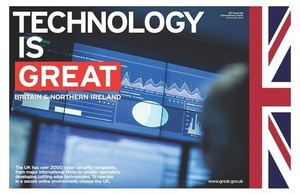 Technology is GREAT poster