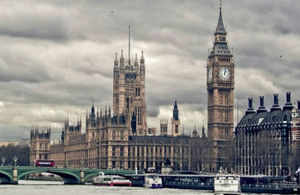 Photograph of Big Ben and the Houses of Parliament