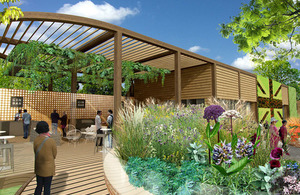 UK to showcase green innovation at Beijing Horticultural Expo