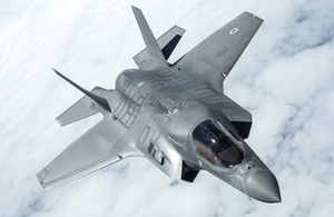 F-35B Lightning aircraft are set to deploy to RAF Akrotiri in Cyprus