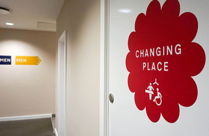 Changing Place toilet