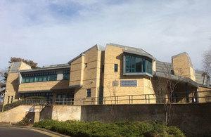 Image of Shreswbury Justice Centre
