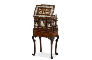 German Renaissance Cabinet