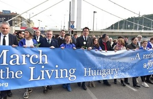 March of the Living Hungary 2019