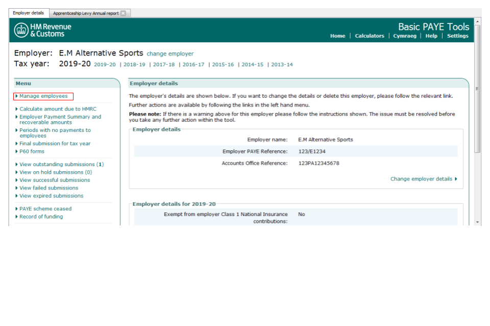 First time users: download and install Basic PAYE Tools - GOV UK