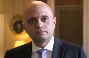 The Home Secretary.