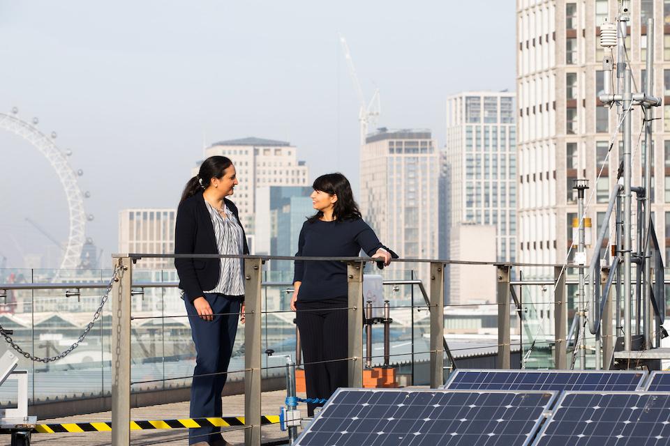 BankEnergie rooftop