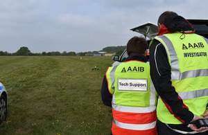 AAIB Engineering support