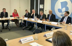 Home Secretary hears from Scottish businesses on skills-based immigration