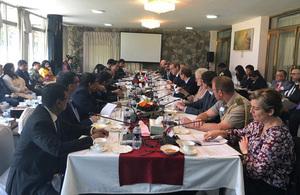 Third Bangladesh-UK Strategic Dialogue in Dhaka.