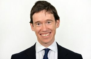Rory Stewart was appointed as Secretary of State for International Development on 1 May 2019.