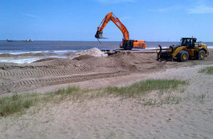 Consultation launched on new Lincolnshire coastal flood risk management strategy