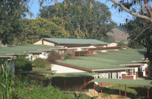 School in Swaziland.