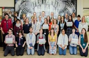 UKAEA promoting women in engineering