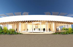 Innovision to lead events for UK Pavilion at Expo 2020 Dubai - GOV UK
