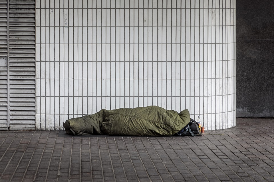 New funding for rough sleepers living with mental illness