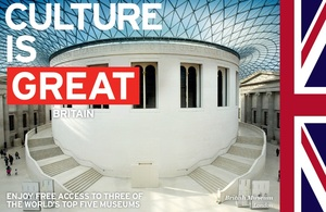 Culture is GREAT Britain