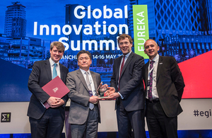 The EUREKA Global Innovation Summit welcomes 1,700 businesses from 65 countries.