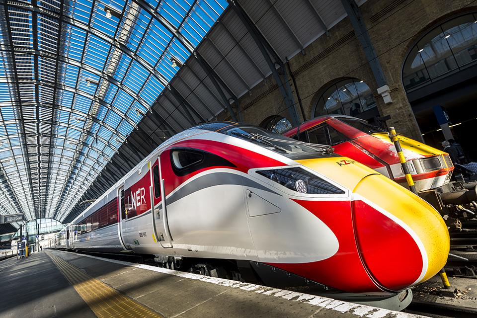 Image result for new trains uk