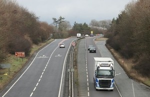 A66 northern trans-Pennine route
