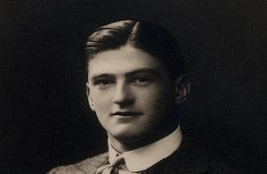 Captain Cecil Thomas Tuff (Copyright Malvern College)