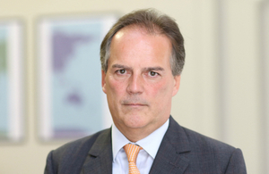 Rt Hon Mark Field MP, Minister for Asia and the Pacific