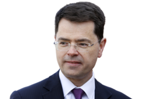 Secretary of State, James Brokenshire