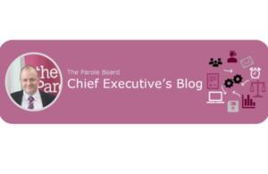 Parole Board CEO
