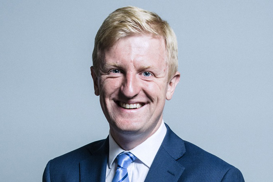 Oliver Dowden CBE MP, Parliamentary Secretary and Minister for Implementation