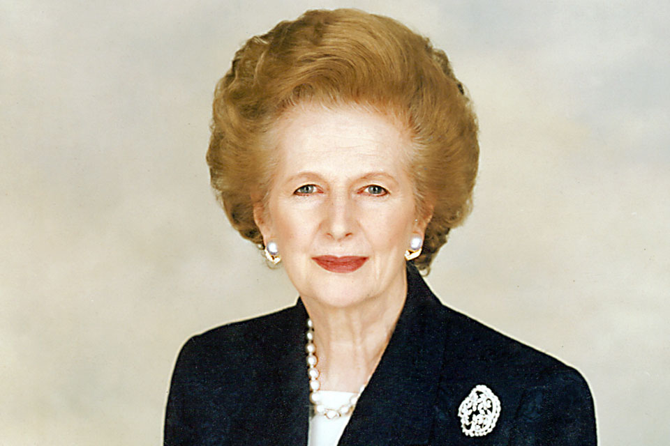 Remembering Baroness Margaret Thatcher - News articles ...