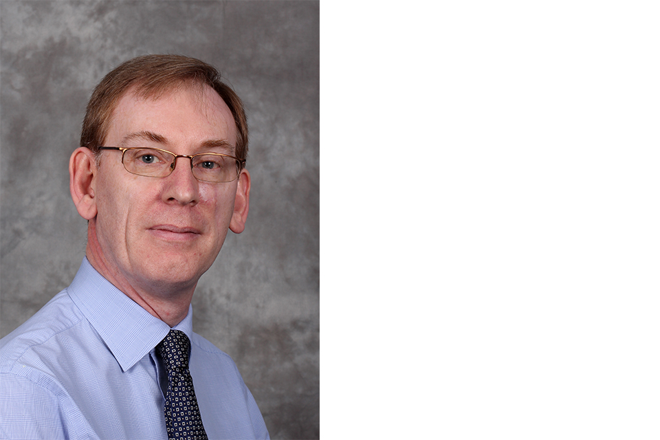 Alan Eccles CBE, Chief Executive and Public Guardian for England and Wales