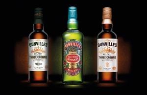 Dunville's whiskey range
