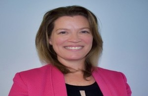 Her Majesty's Trade Commissioner (HMTC) for Africa, Emma Wade-Smith
