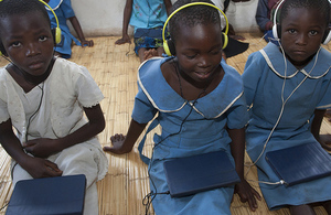 The World Bank, University of Cambridge and UK tech companies partner with DFID to help improve education technology in developing countries.