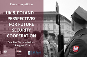 UK and Poland Security Cooperation
