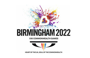 Birmingham 2022 logo