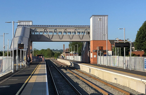 Market Harborough Station