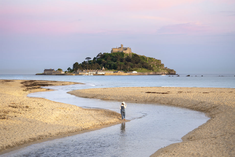 St Michael's Mount, England