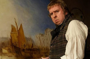 Watercolours' exhibition by J M W  Turner takes place in