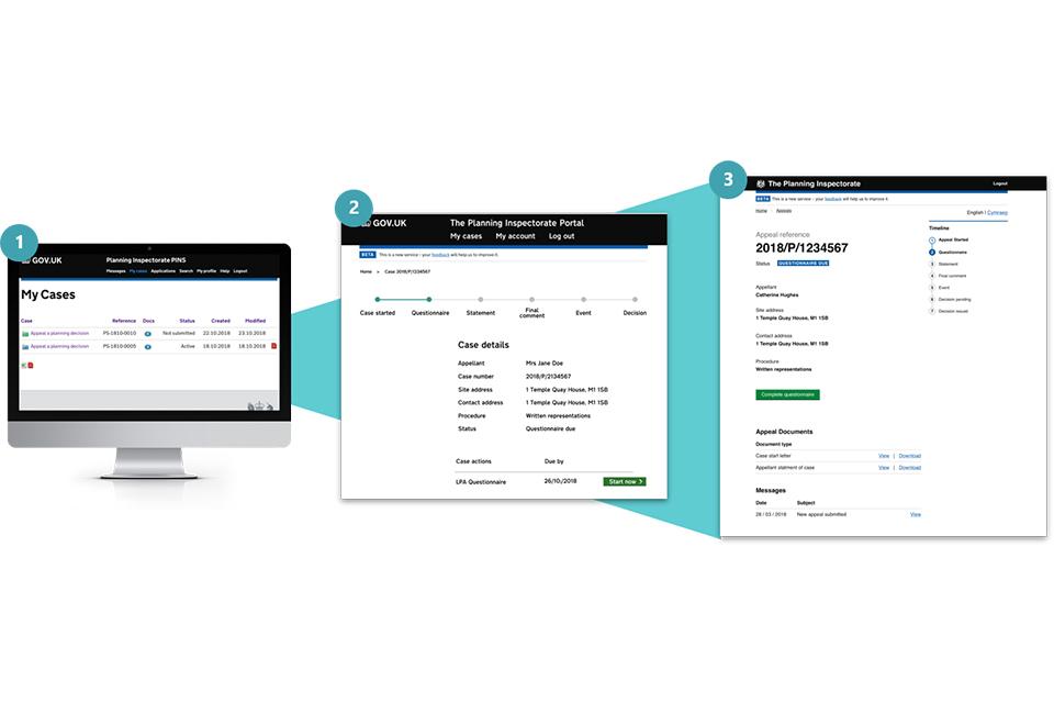 New online appeals service - Coming soon - GOV UK