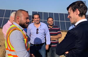 Jordan Solar Farm