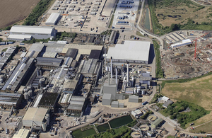 Kemsley Paper Mill (K4) CHP Plant Plan