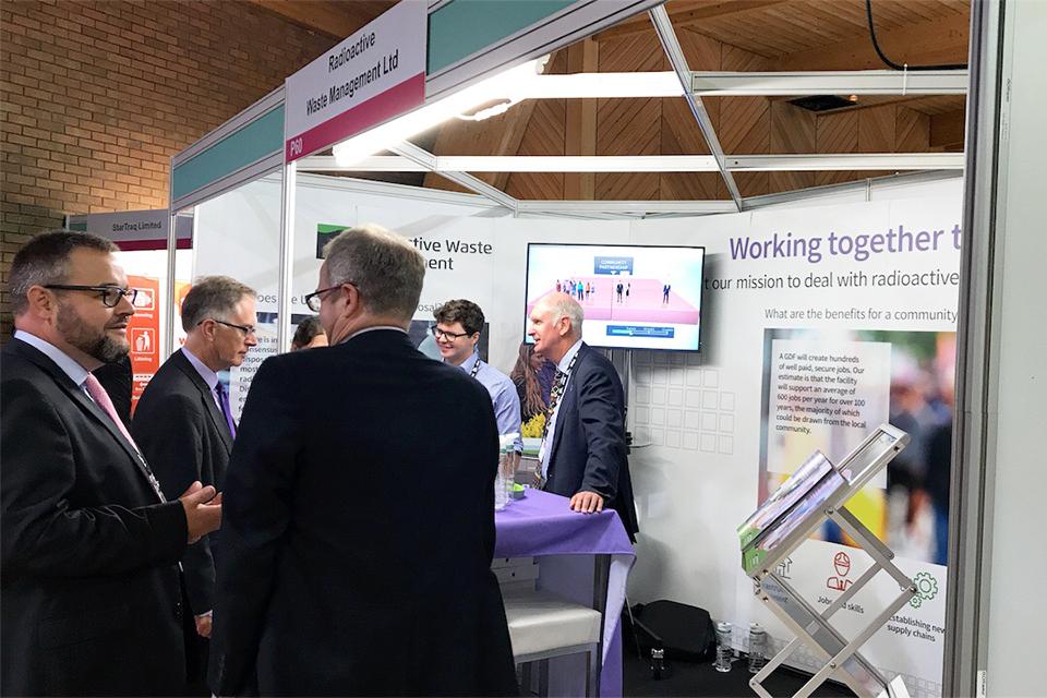 RWM at the LGA conference 2019