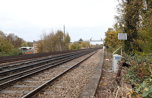 Image of Stoats Nest Junction