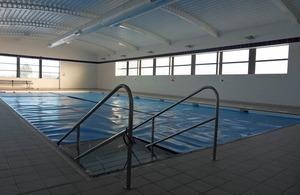 Gayton pool