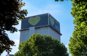 Grenfell Tower site