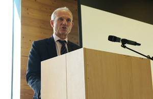 David Lidington CSSF speech